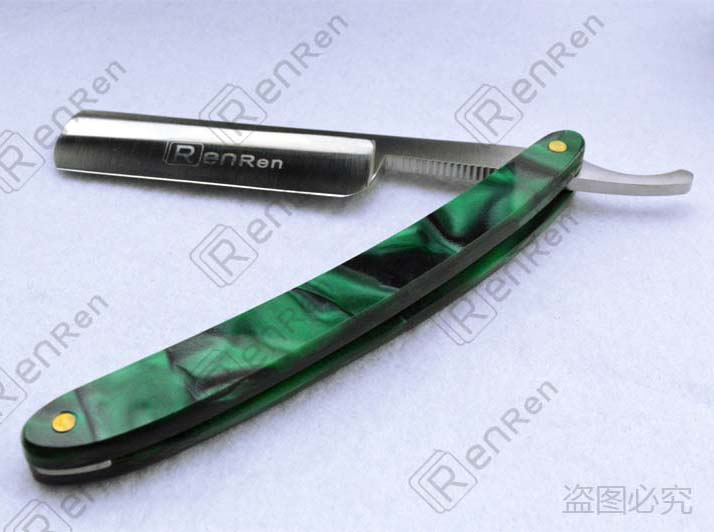 High QUality Stainless Steel Straight Razor  Barber Razor Specter