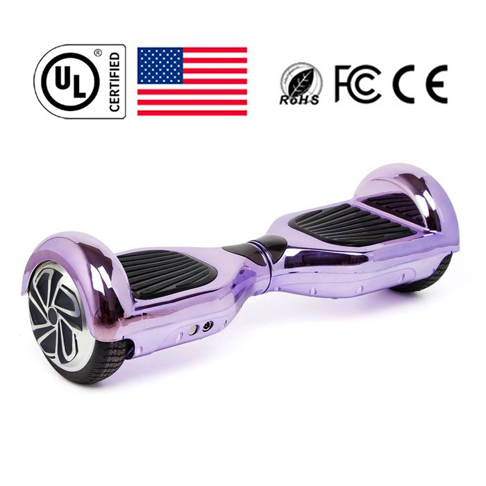 UL2272 certificated smart self-balancing two-wheel electric standing car