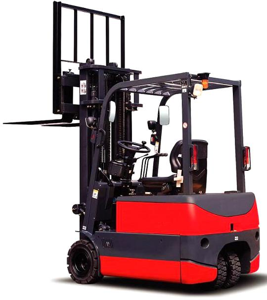 Three Wheels Electric Forklifts