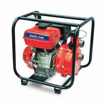 SJ50-75WP 2inch GASOLINE FIRE FIGHTING PUMP