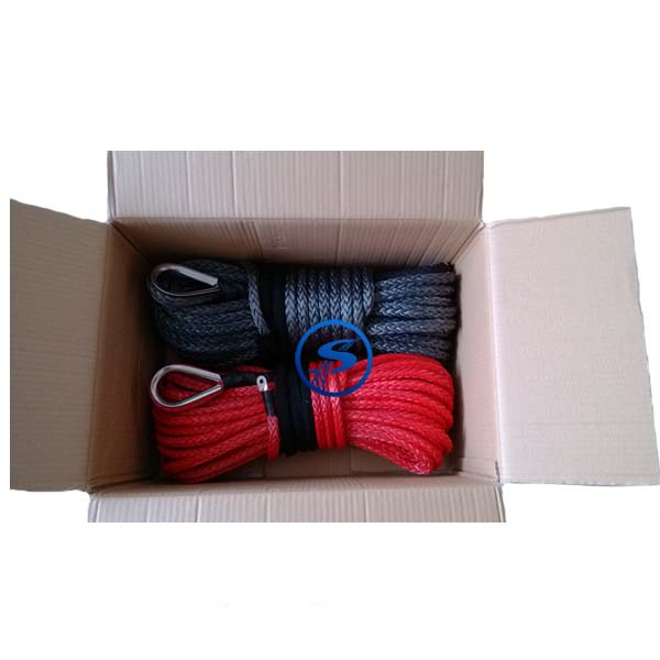 winch rope /colorful winch rope/low price