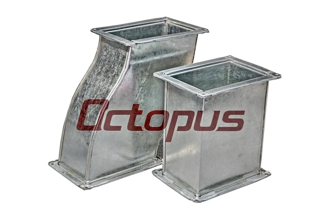 Hvac Duct And Fittings : Octopus metal company ltd