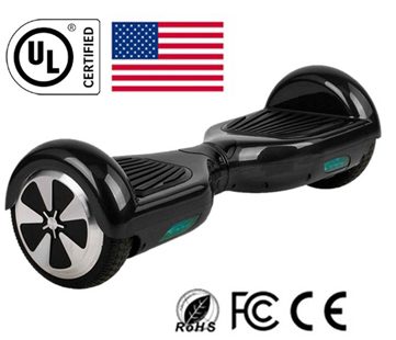 Mini smart self-balancing two-wheel electric scooters with UL2272