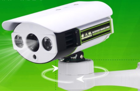 250 Degrees CCTV Camera Rotating Bracket