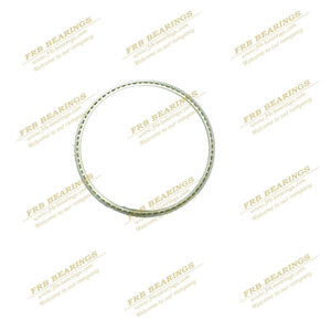 JU065XP0 Thin-section sealed four-point contact ball bearing for Tire making equipment