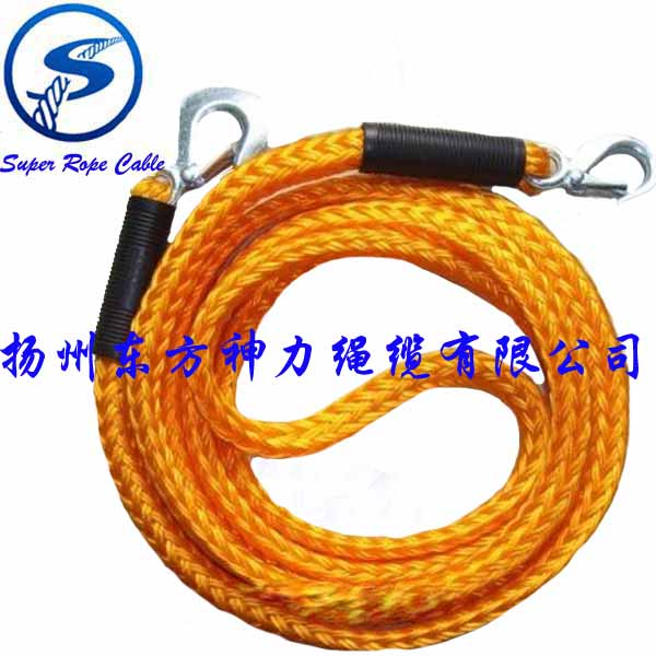 tow rope/towing rope/pp tow rope/nylon tow rope
