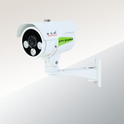 Weatherproof 2.4 MP HD IR IP Bullet Camera