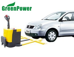 Electric Vehicle Mover
