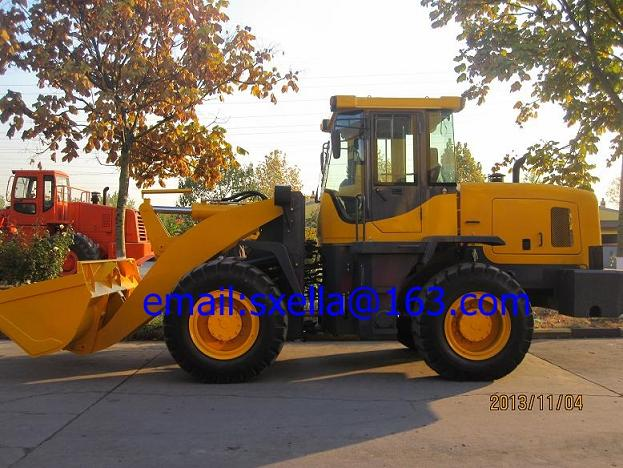 CE approve-hot sale low price 3 ton front loader 936 and mini front end loader with diesel cummins engine.joystick.92kw.1.7m3