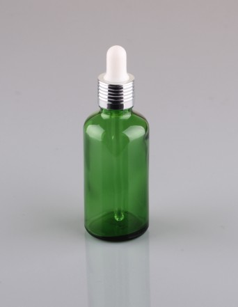 glass essential oils dropper bottle