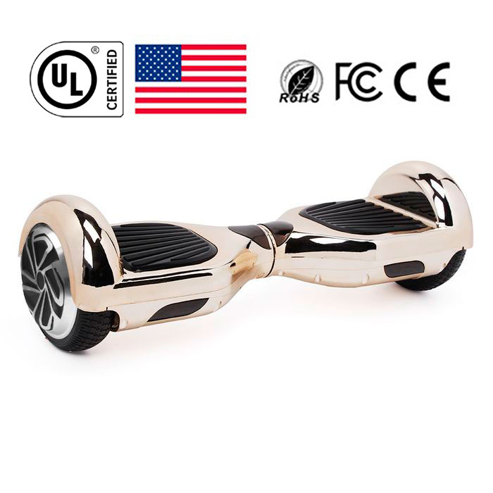 6.5 inches Hoverboard, Self Balancing Standing Wheel with UL2272 certificated