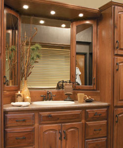 adding up a couple of modern fixtures and affordable fixtures and bathroom vanities could make the difference at your place as you get these cabinets at