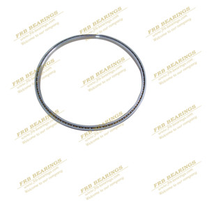 JU120XP0 Thin-section sealed four-point contact ball bearing for Food processing equipment