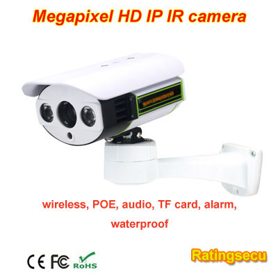 1080P HD Wireless IR IP Camera Support ONVIF WIFI
