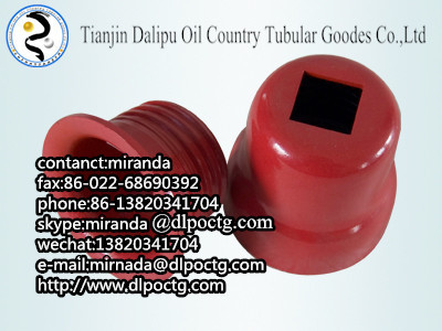 Thread protector cap manufacturer steel pipe BOX protector from dalipu