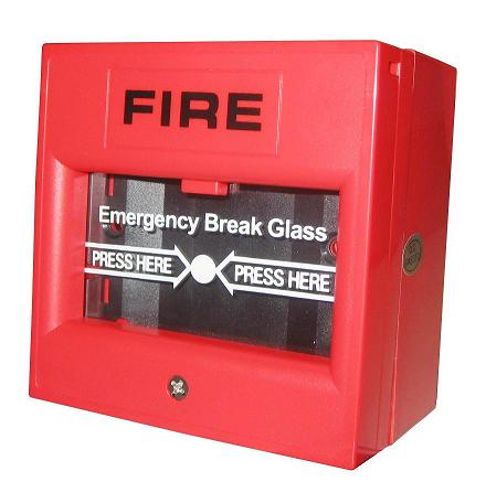 Manual Call Point | break glass button Fire Alarm