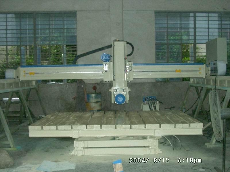 Bridge Saw Machine