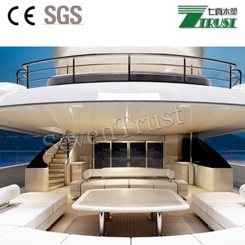 Seven Trust PVC soft deck/ Boat deck, yacht deck, 20 years life span