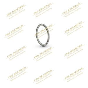 JA040CP0 Thin-section sealed radial contact ball bearing for Machine tools