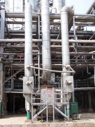 Coke removal unit quench oil filter for ethylene plant