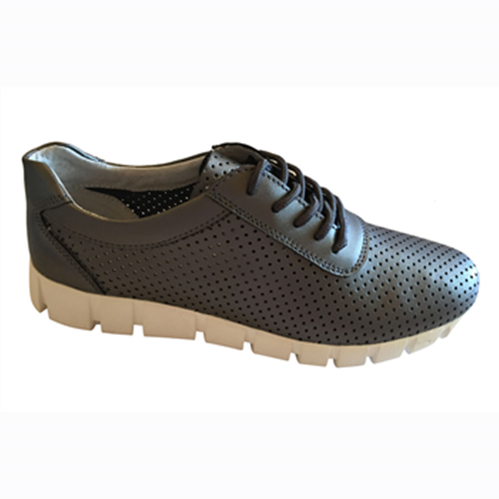 black leather shoes for women
